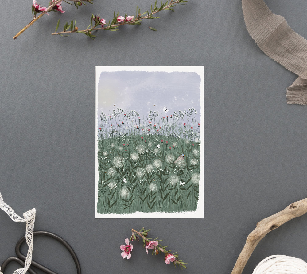 Wild and Free by Joy Laforme for Design House Greetings