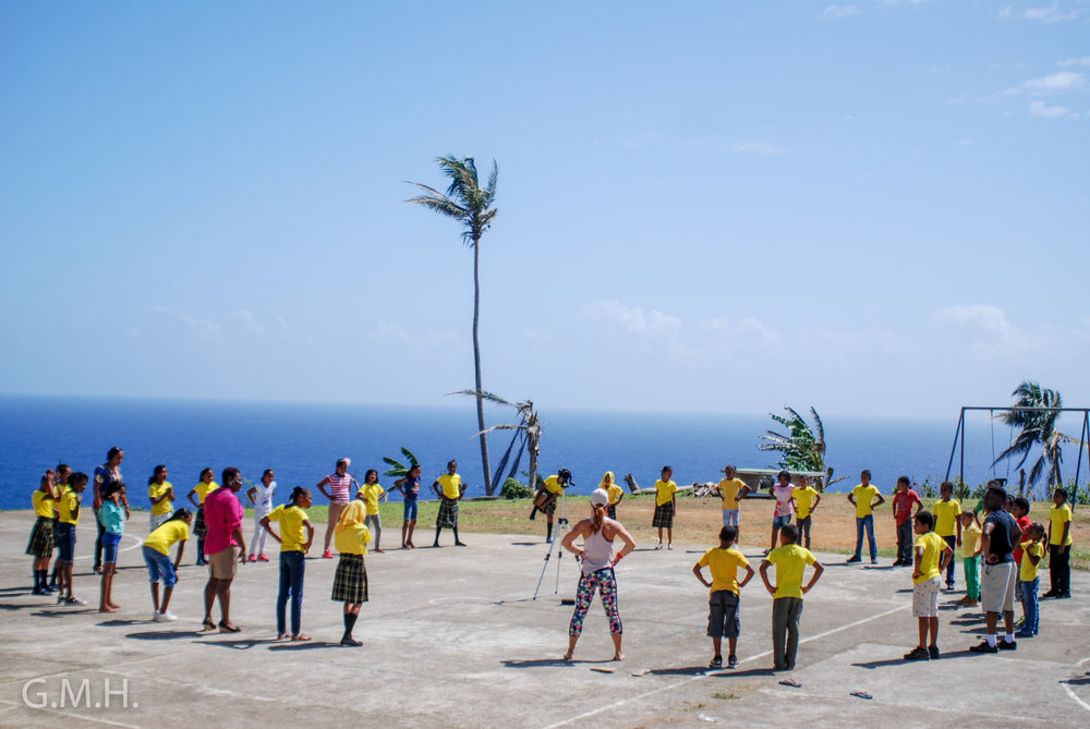 Dance in Dominica