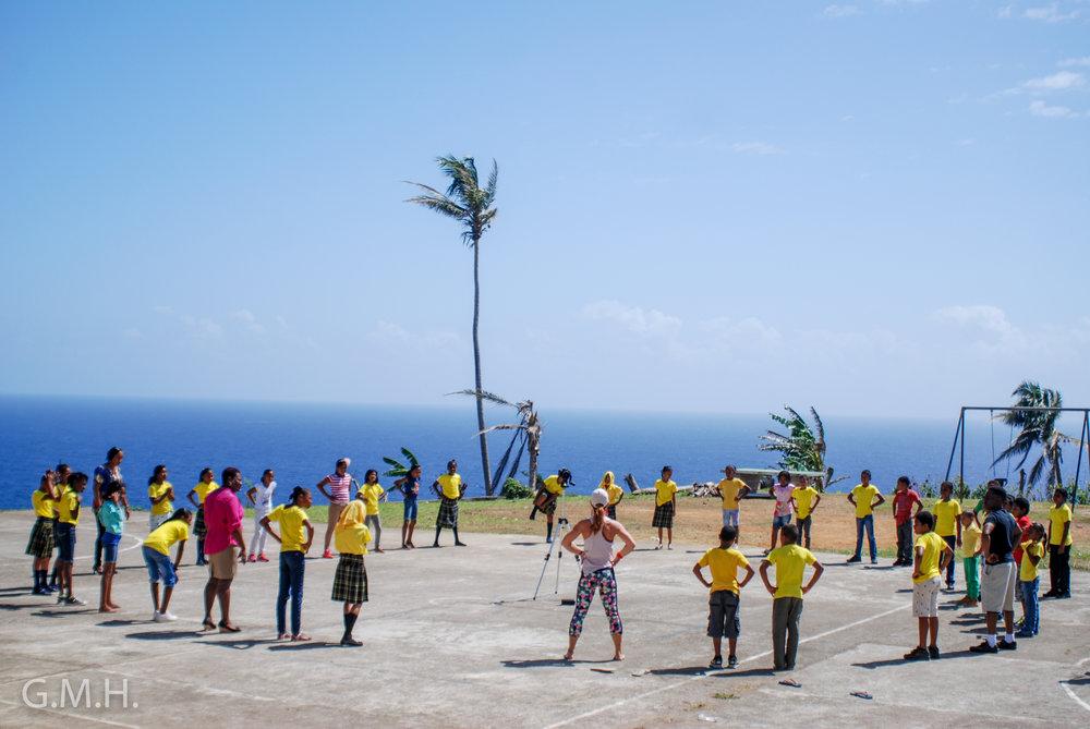 Dance in Dominica