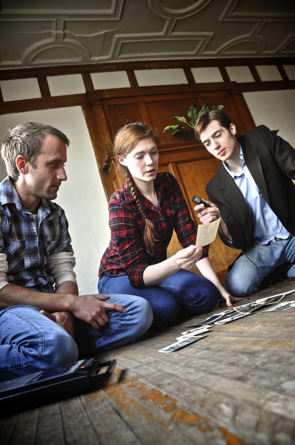 Dylan Marks, Jessica Saxvik, & Ken Miller (Picture by Lindsay Verstegen).jpg
