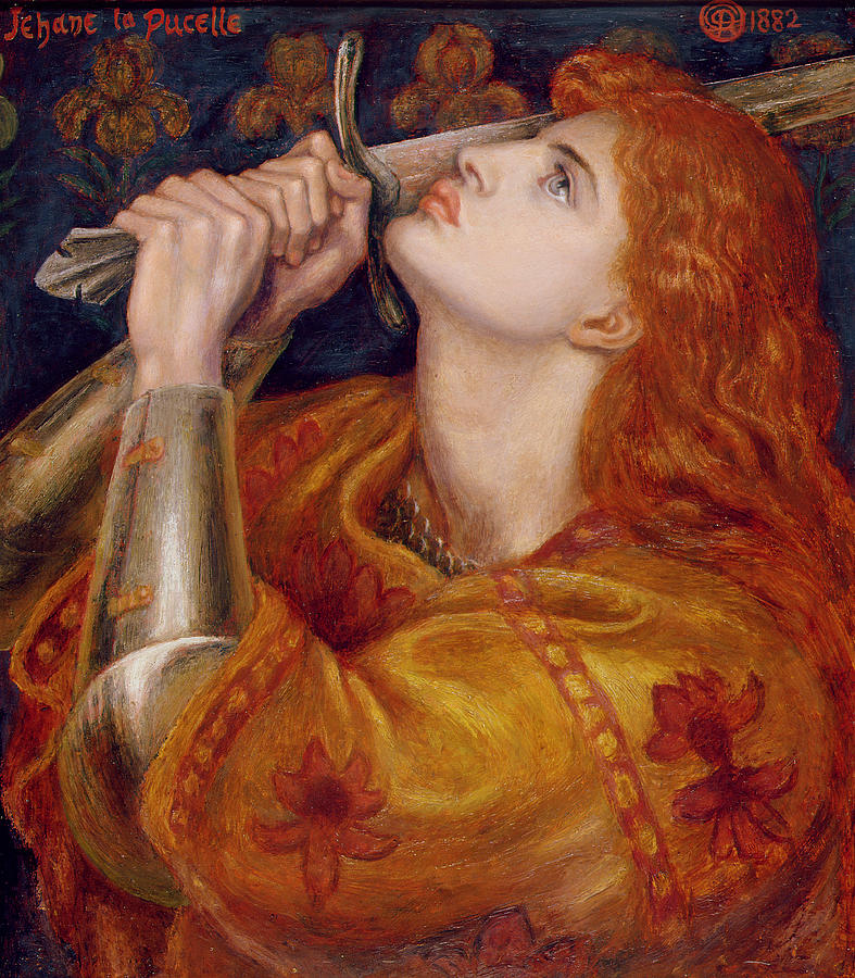 Joan Of Arc Hearing Voices | www.pixshark.com - Images ...
