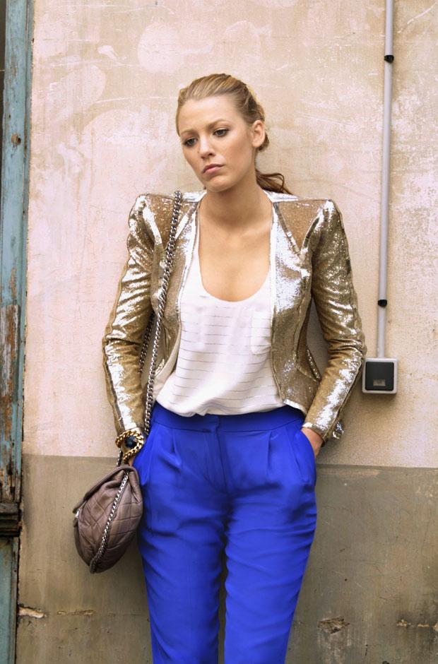 gossip-girl-season-4-serena-gold-balmain-jacket-bright-blue-pants-940ls092210.jpg