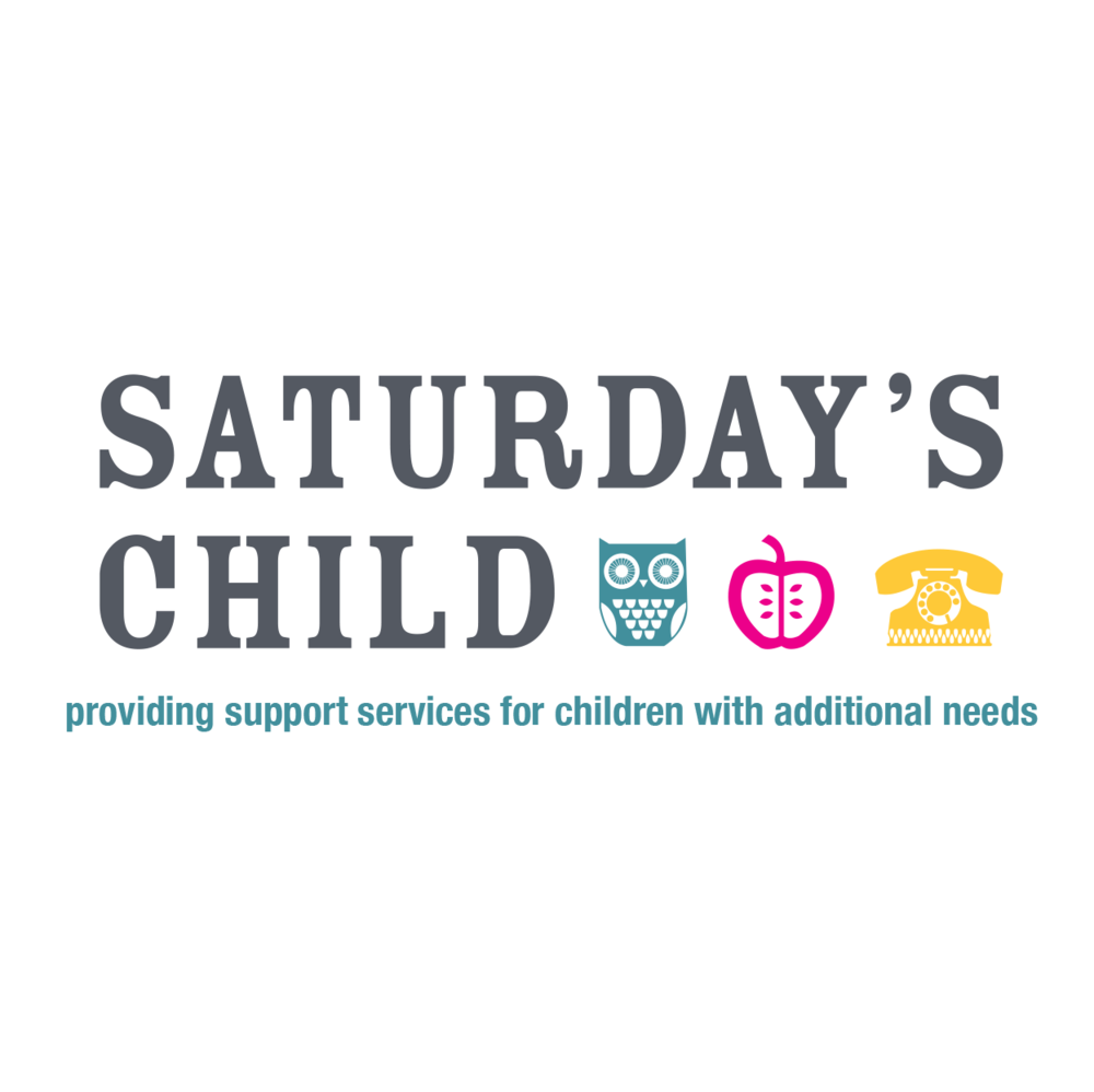 Saturdays Childcare logo idea