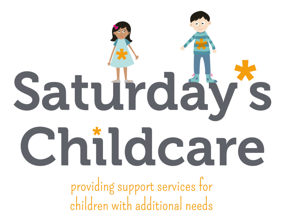 Saturdays Childcare horizontal logo