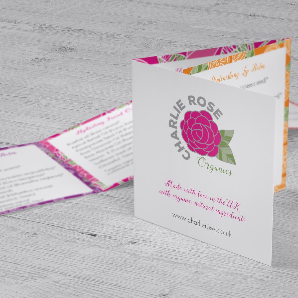 charlie rose leaflet