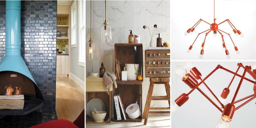 malm fireplace} | in LOVE | SF remodel — Regan Baker Design