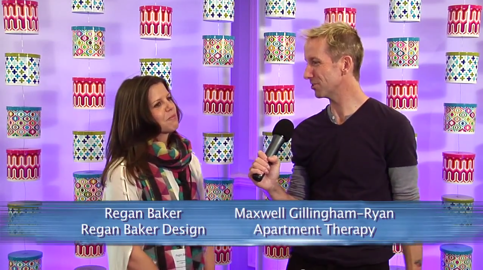 Regan Baker Design interviewed by Maxwell of Apartment Therapy.png