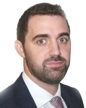 David Blain, Business development Director