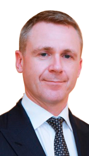 Andy Long, Business development director