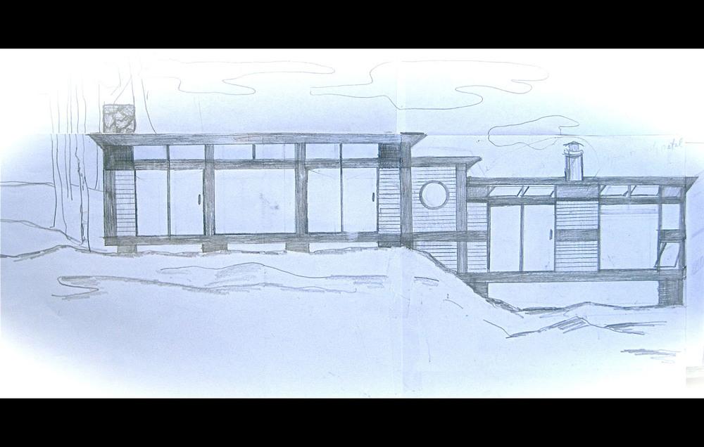 Twilight Cove Cottage (sketch)