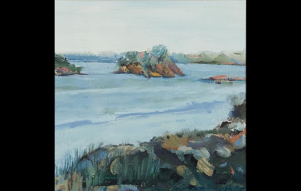 Late October, Georgian Bay