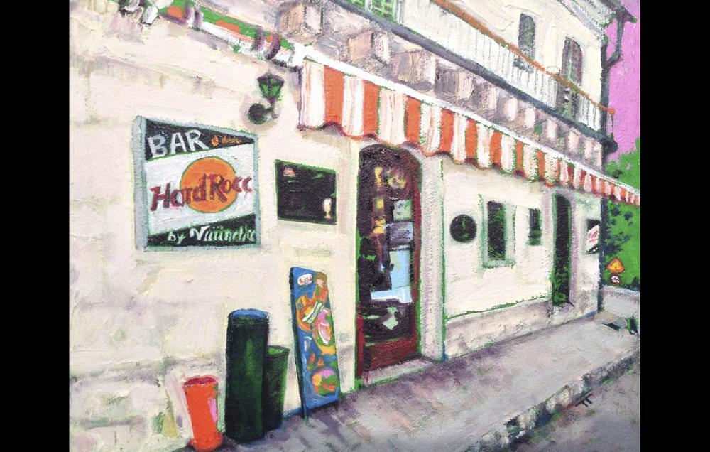 Hard Rocc Cafe, Roccamorice (Italy Series)