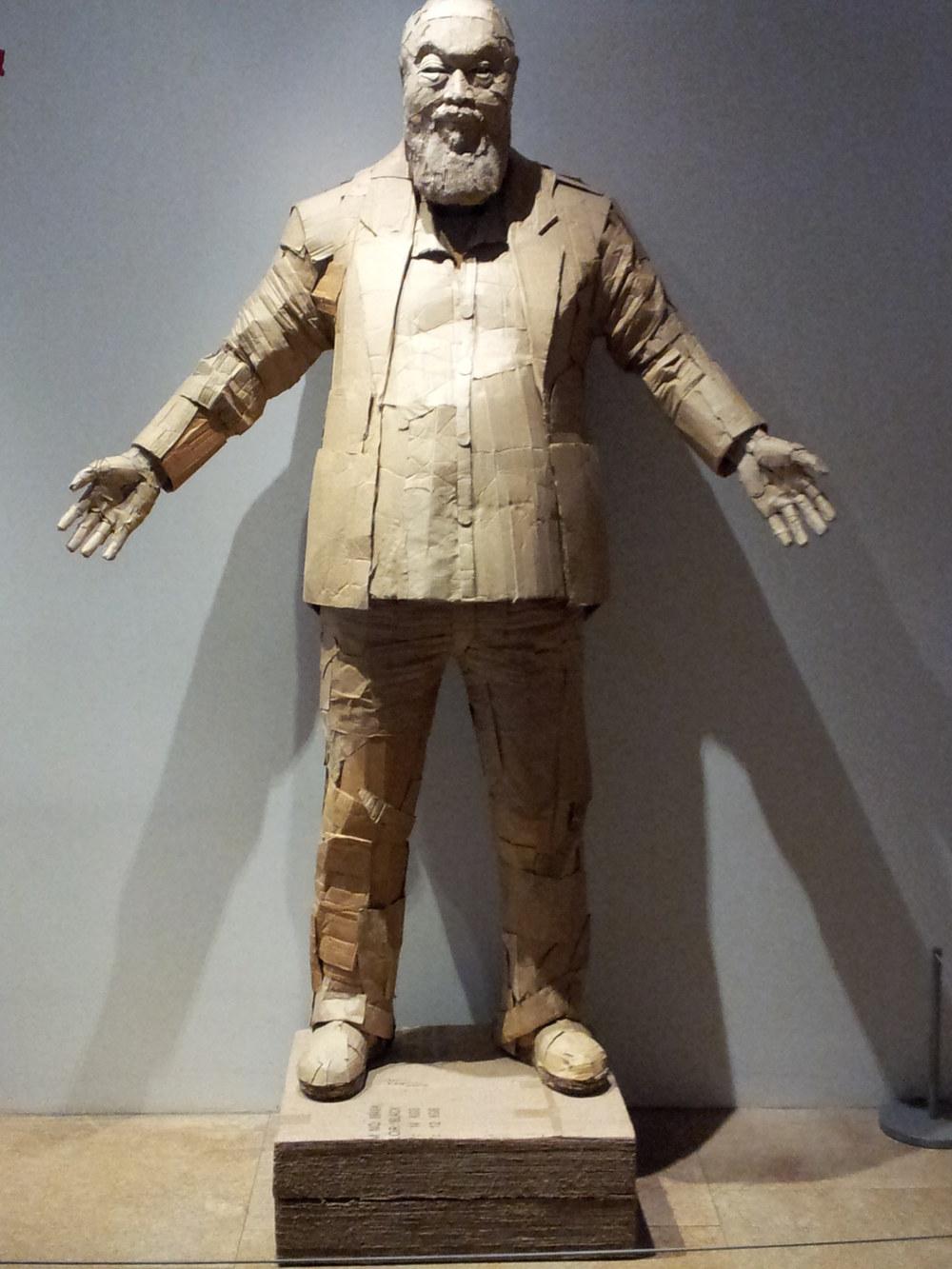 Bold Statue