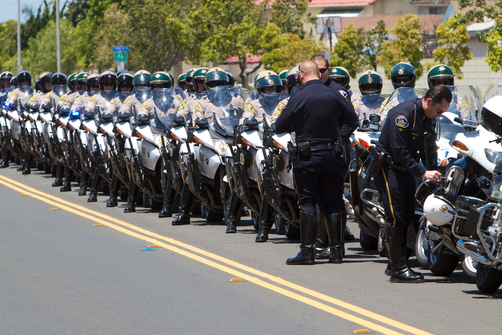 End of Watch:  May 26th , 2011  Hawthorne Police Officer Andrew Garton was killed in a motorcycle accident while providing a funeral escort through Torrance, California.  Officer Garton had served with the Hawthorne Police Department for 7.5 years. He is survived by his wife and two children.    www.odmp.org