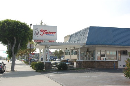 "Fosters Freeze, 11969 Hawthorne Boulevard  Long before they recorded songs by Charles Manson, the Beach Boys stressed the importance of being ""true to your school."" Hawthorne High educated all three Wilson brothers as well as Al Jardine. The band lived up to their commitment by returning to perform for the school prom in 1969."