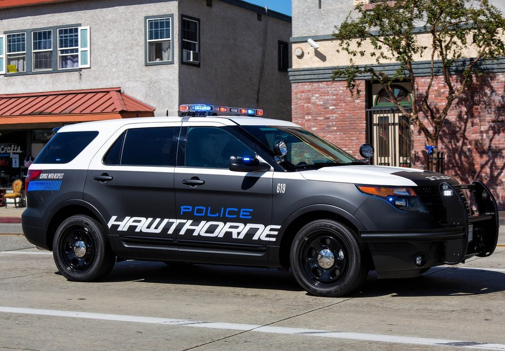 HAWTHORNE POLICE - INNOVATIONS