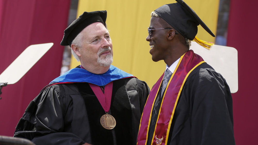 Mark Boster / Los Angeles Times  Gyasi Zardes, who grew up in Hawthorne, fulfilled a promise to his father by graduating from college.