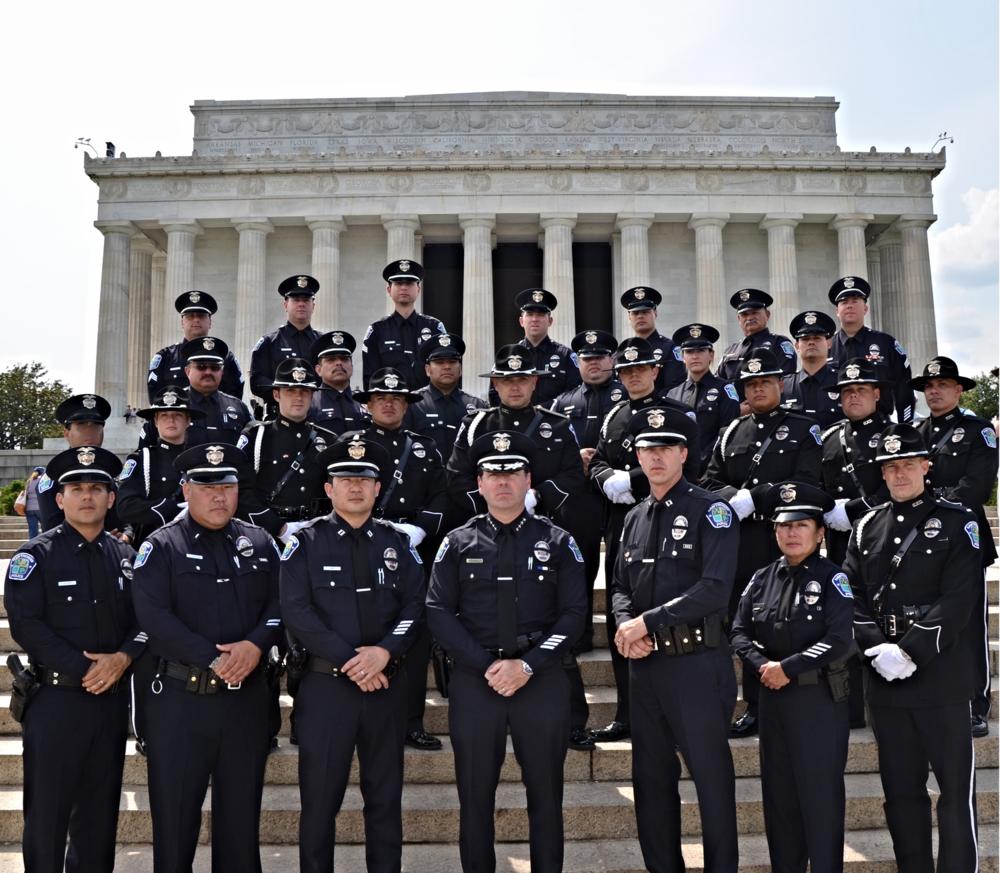 Lincoln Memorial, May 2012
