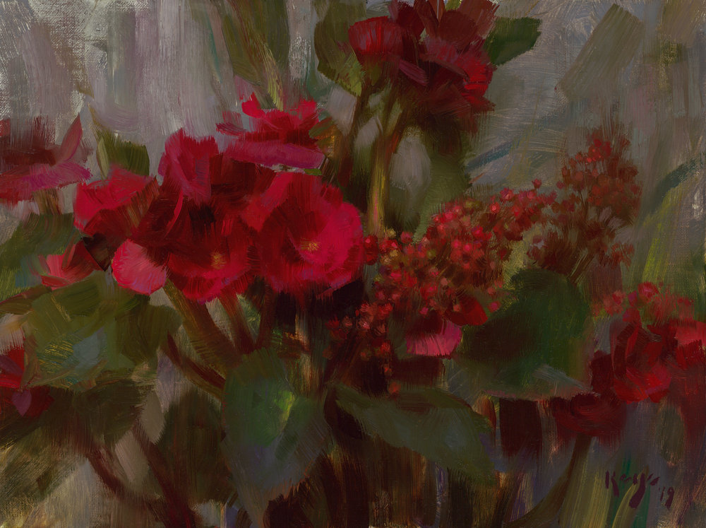 Red, Daniel Keys, 2018, 9 x 12 inches, oil.jpg
