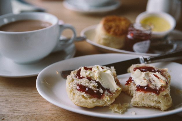 Jam, then cream: The Cornish Way