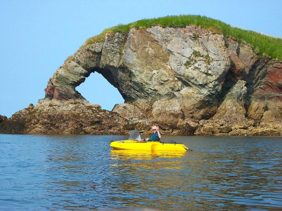 Elephant Rock, AK