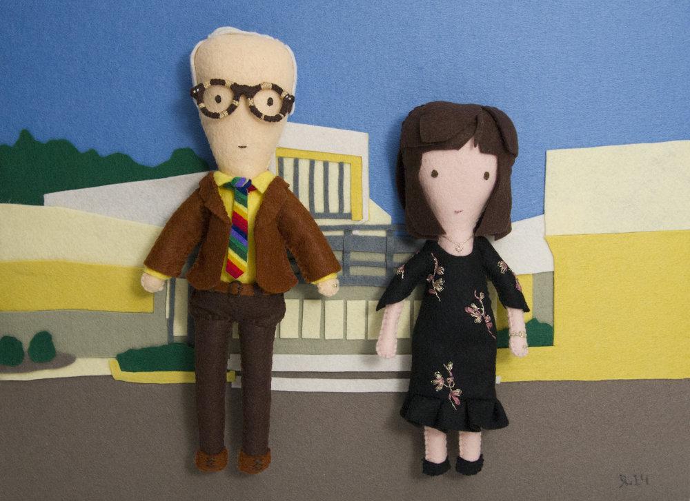 Lenny & Barbara