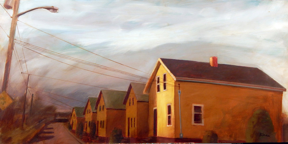 Tim Tolman: Row Houses