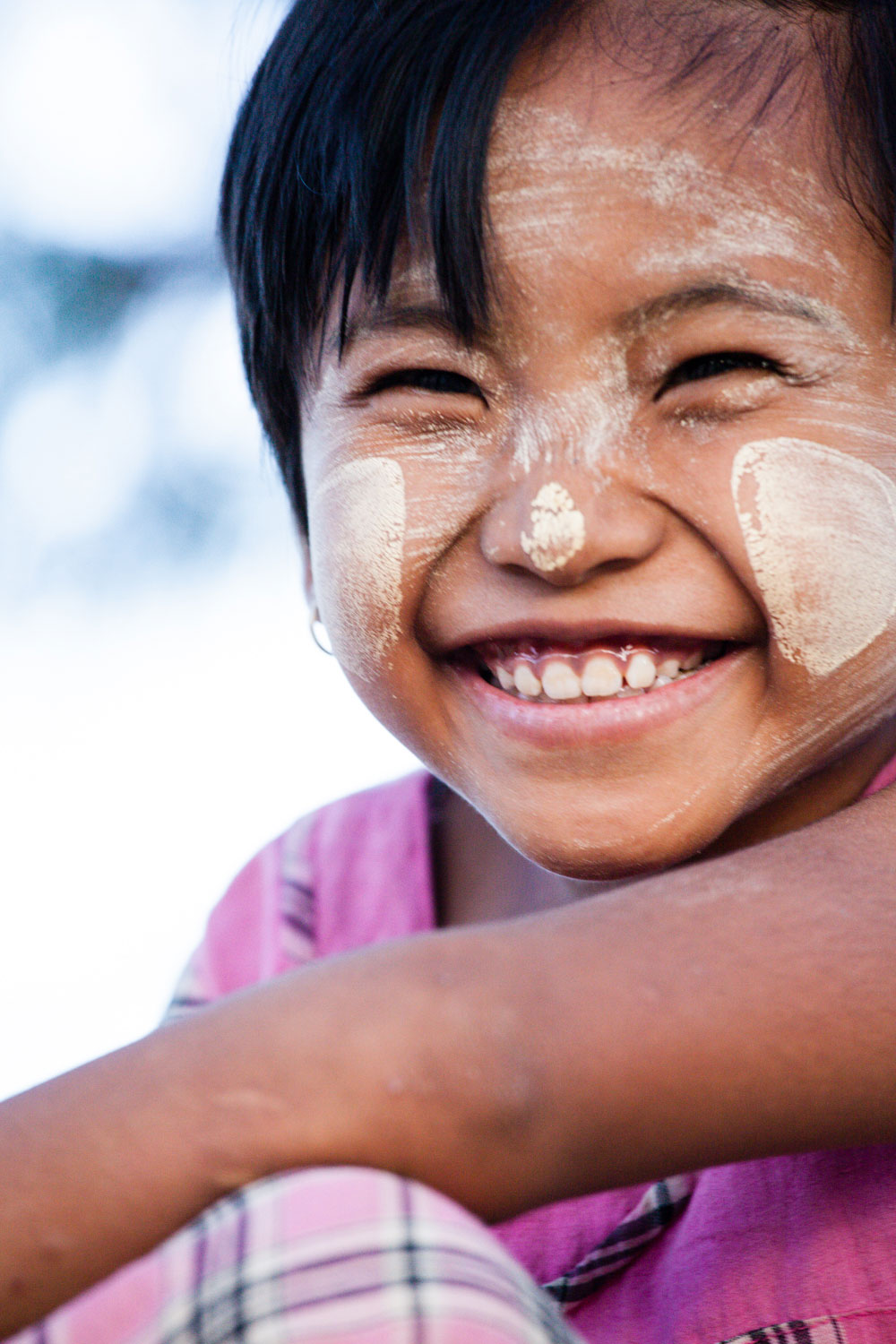Myanmar's sunscreen