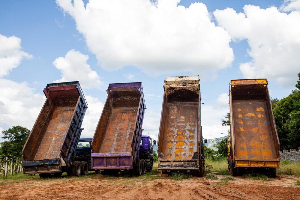 Myanmar Trucks