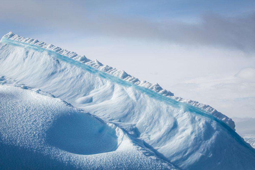 antarctica-glacier-art-prints