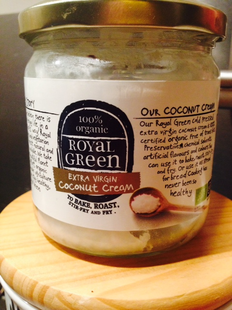 Extra Virgin Coconut Oil by Royal Green