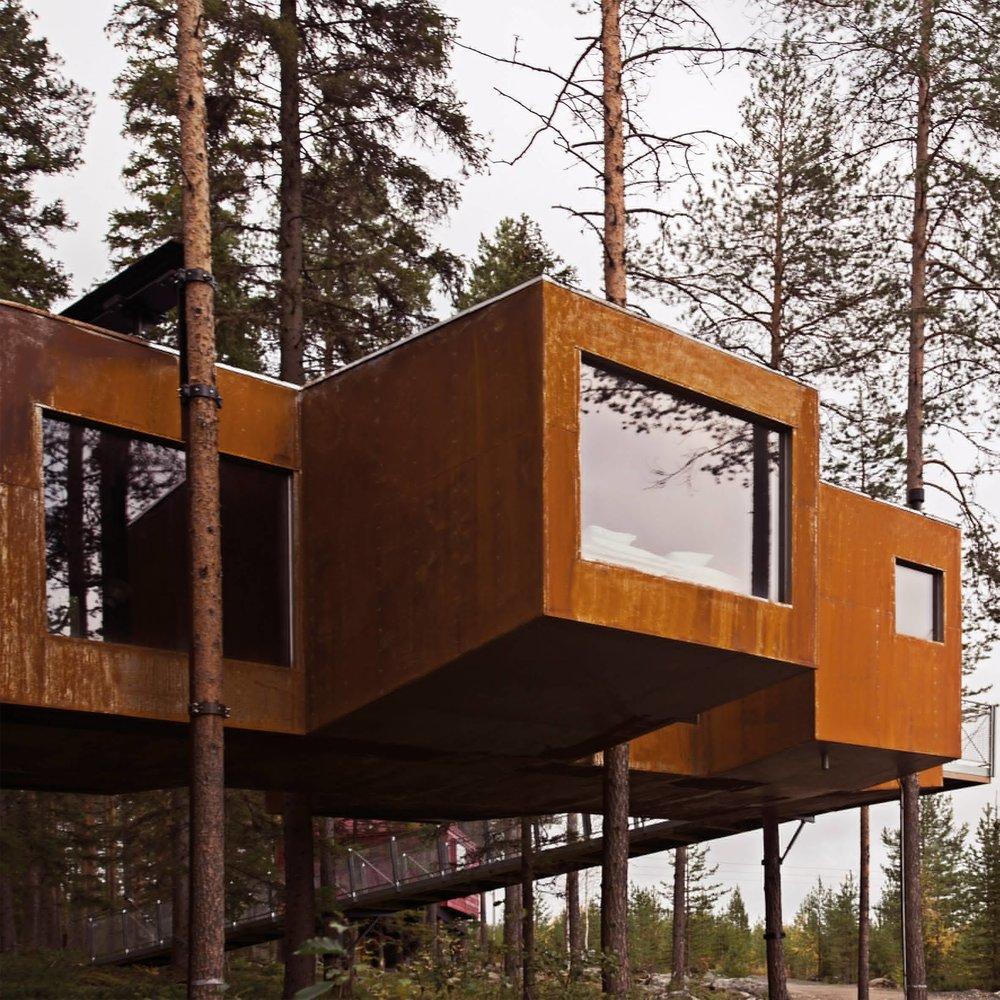 The Dragonfly, Rintala Eggertson Architects