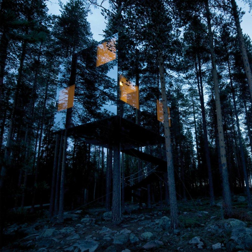 The Mirror Cube, Tham & Videgard Arkitekter