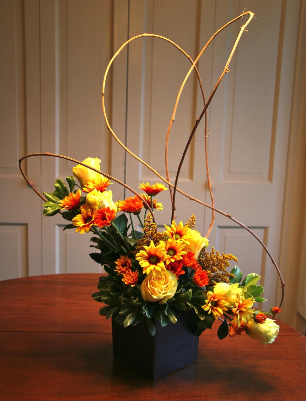 Asymmetrical — Floriferous Floral Design