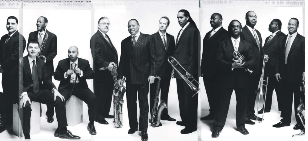 WYNTON MARSALIS & JAZZ AT LINCON CENTER ORCHESTRA