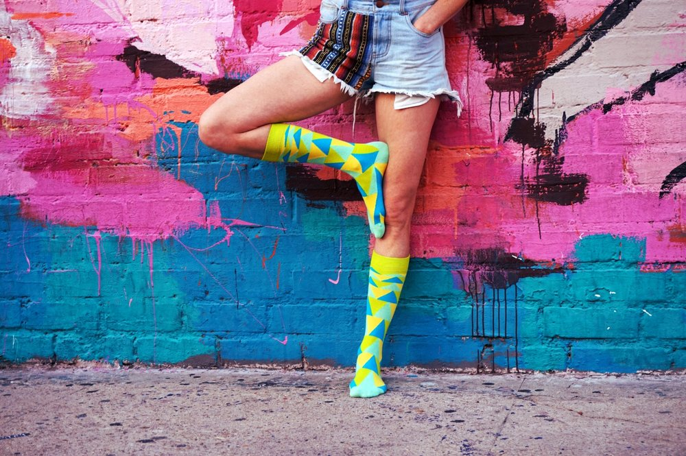 LYF socks playful pyramids.jpg