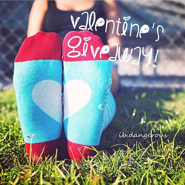Win a free pack of LYF socks for you and someone special!  For your chance to win, just tag someone you love, and you can both walk away with some sweet treats for your feets ❤️ #LoveYourFeet #socks #LYFsocks #giveaway #valentines #love