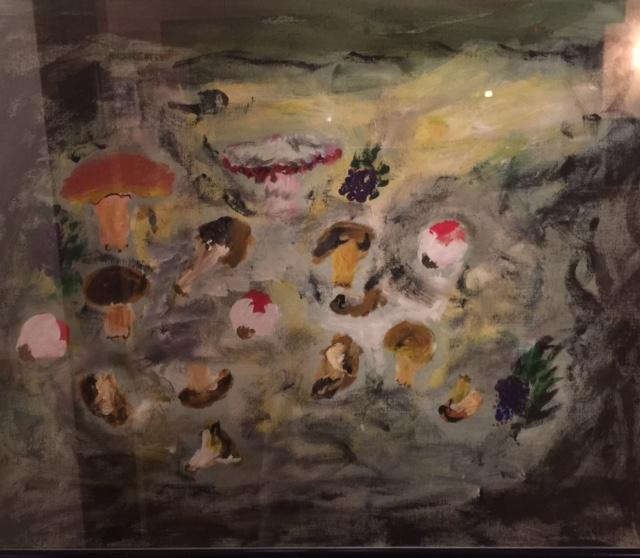 cesaremushrooms painting