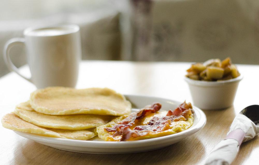 Pancake Platter