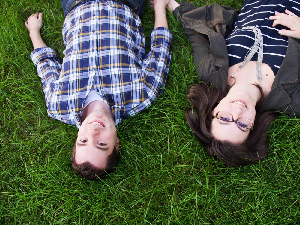 Danielle and Steve