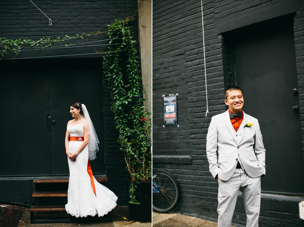 Philadelphia Wedding Photography in Alleys.jpg