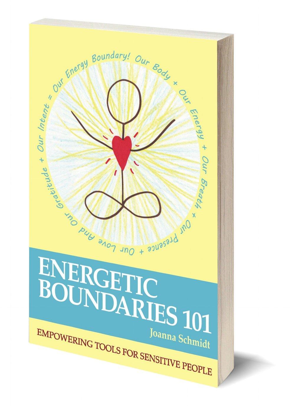Energy boundaries by Joanna Schmidt