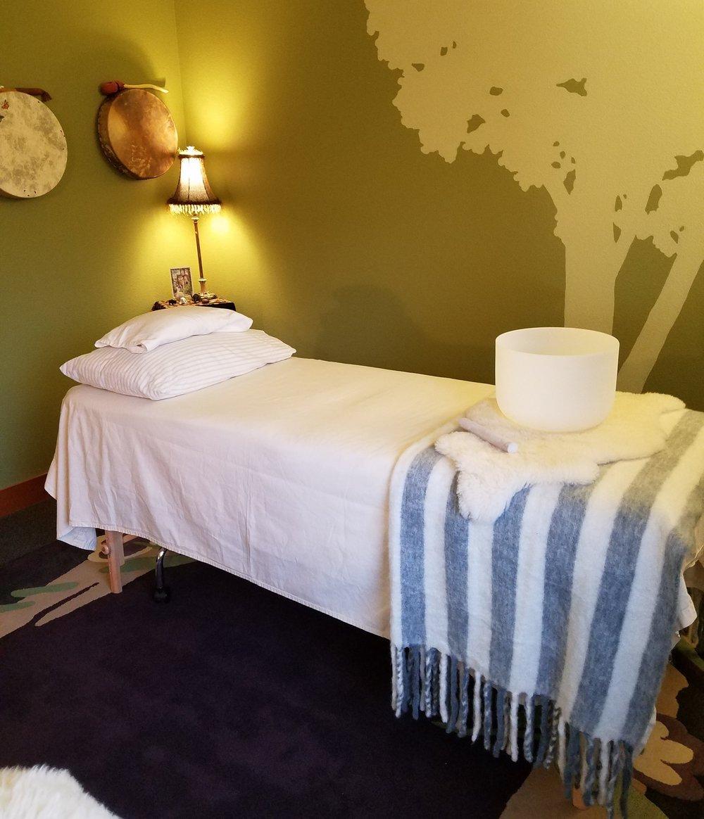 shamanic healing studio