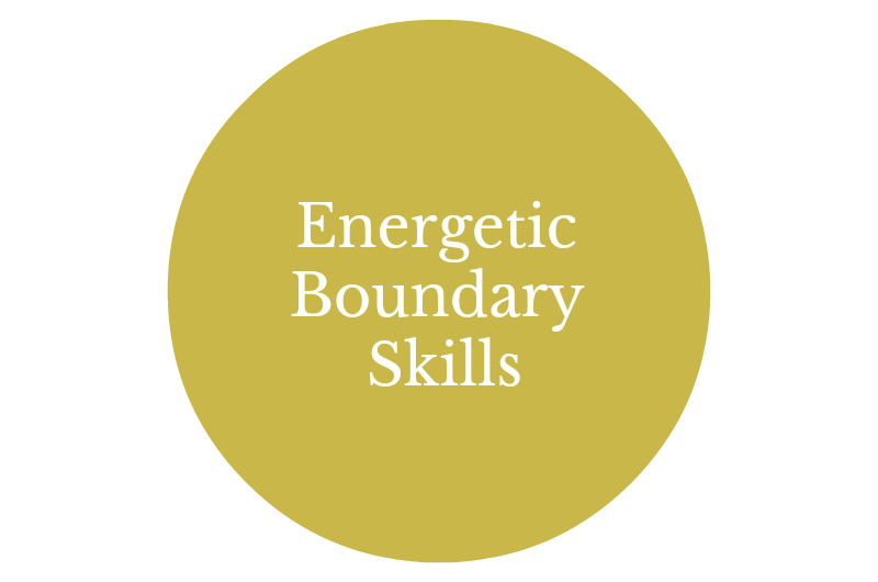 Energetic Boundary Skills for Healers