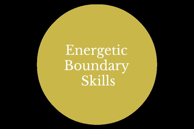 Energetic Boundary Skills for Healers