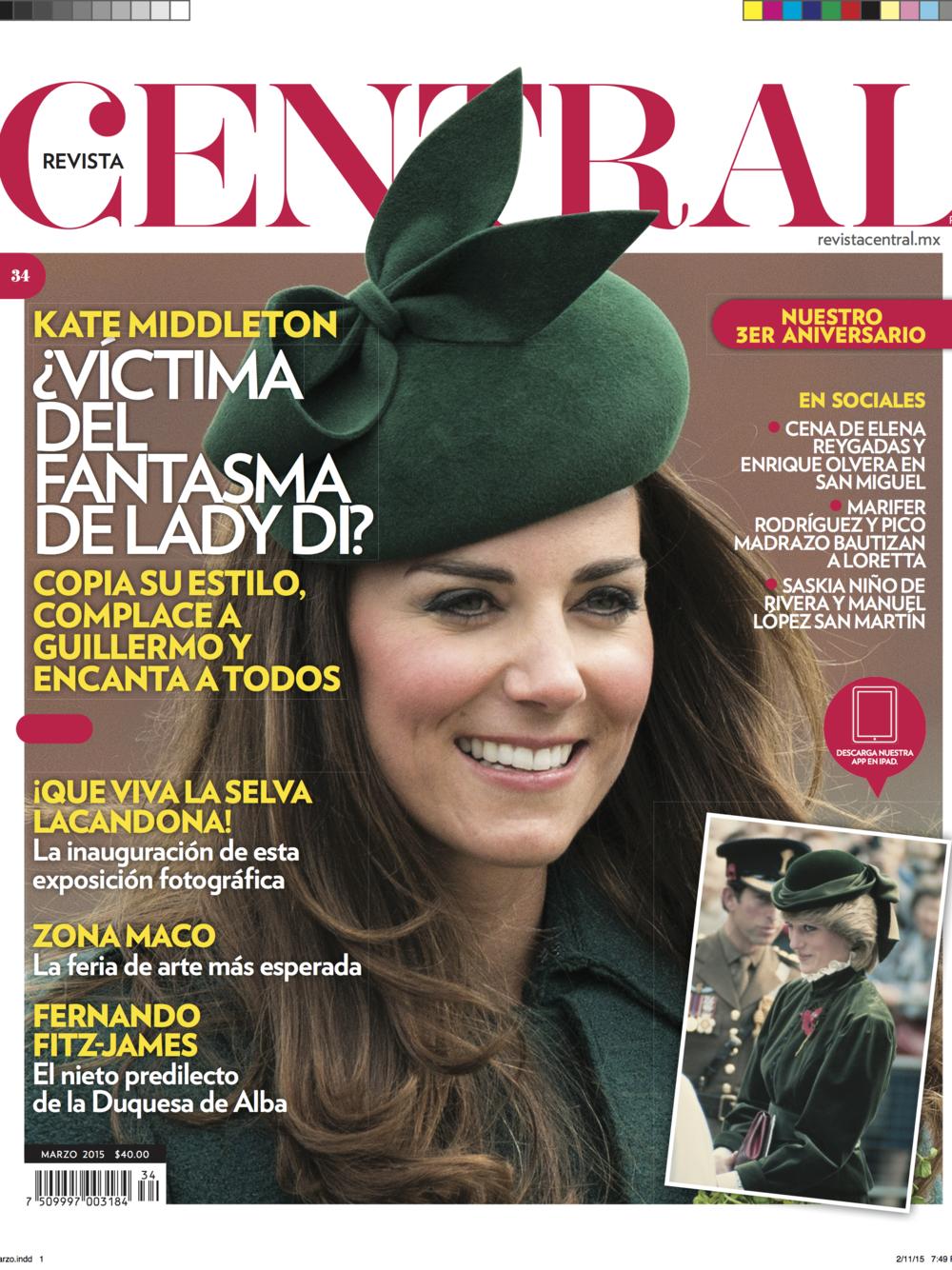 Central Magazine Mexico