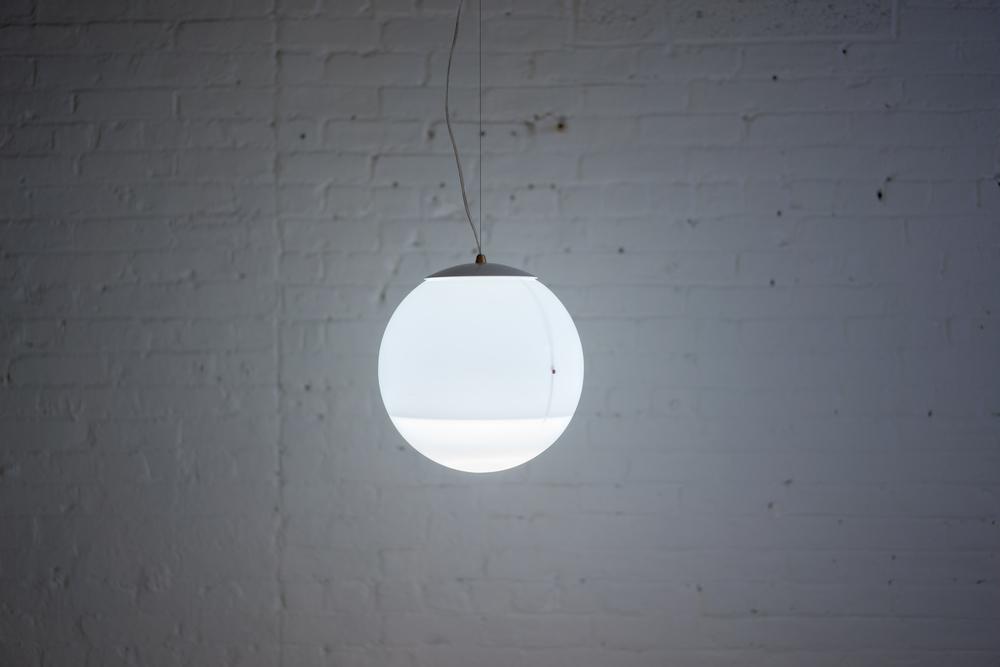 "12"" Glow Rain Lamp"