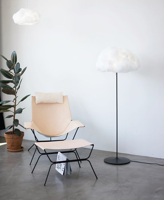 Today is the last day to swing by Wanted Design and check out our booth! It's open to the public, so we hope to see you there! . . .  #clouds #interior #lighting #interiorstyling #moderndesign #homeinspiration #industrialdesign #apartment #designerhome #livingroom #bedroom #design #space #adstyle