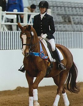 awards and recognitions | cavalli dressage