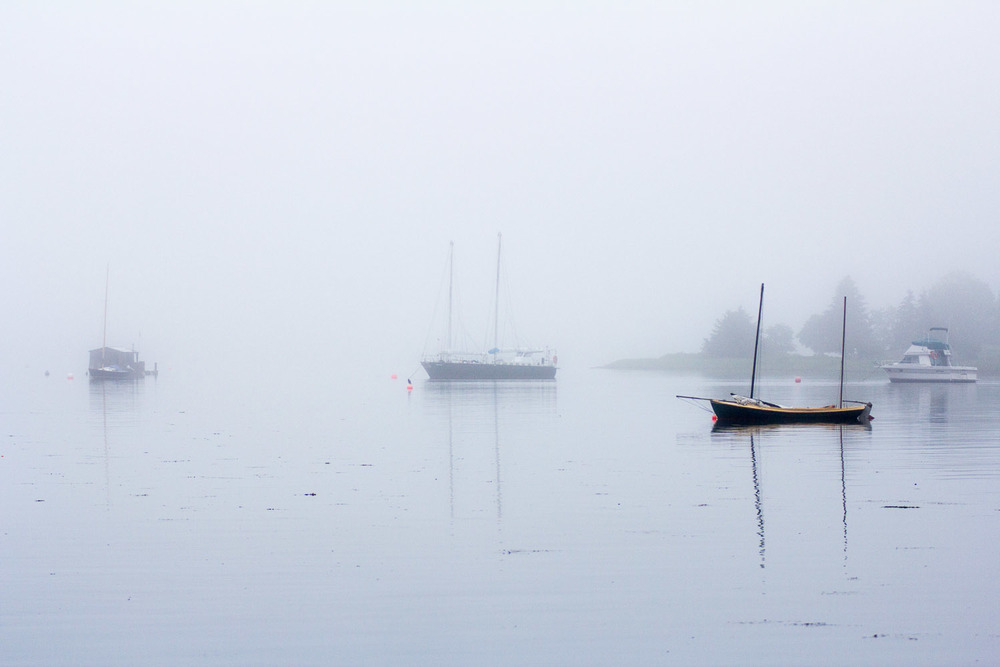 Lunenburg Harbour, Nova Scotia Copyright Vanessa Rogers Photography 2014